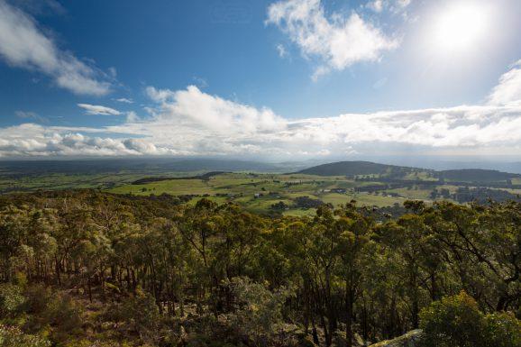 Mount Wombat Lookout